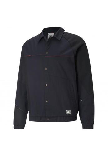 PUMA grey PUMA Unisex RE.GEN Unisex Woven Jacket A00E4AAC7EC895GS_1