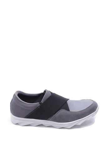 Dr. Kevin grey Dr. Kevin Men Casual Shoes Slip On 13244 - Grey DR982SH94YTLID_1