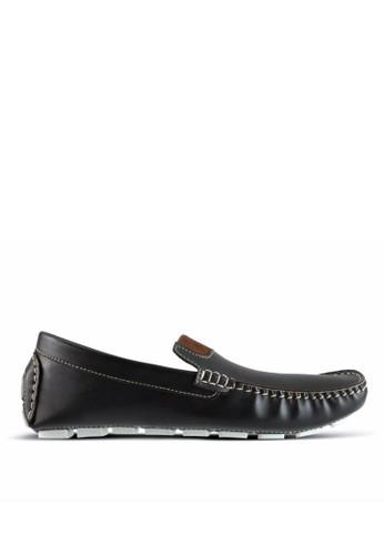 Sogno brown Moccasin Shoes GF.5317 E1294SHE12E846GS_1