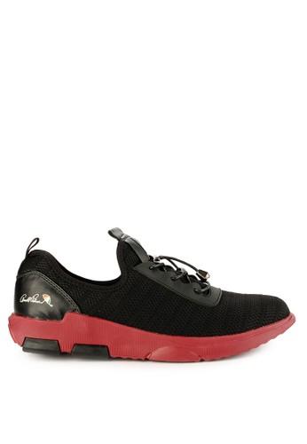 Arnold Palmer black Arnold Palmer Men'S Shoes 127 036B6SHE058348GS_1