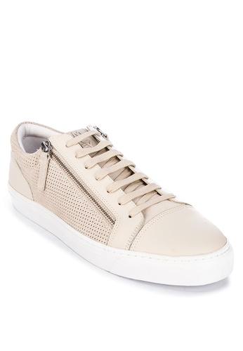Jim Rickey beige Zed Sneakers F1A27SHF73D90DGS_1