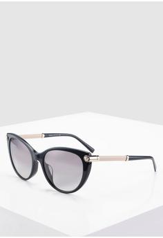 58a8b5f04bd Versace black Versace VE4364QA Sunglasses 1CBCFGLFEC0891GS 1