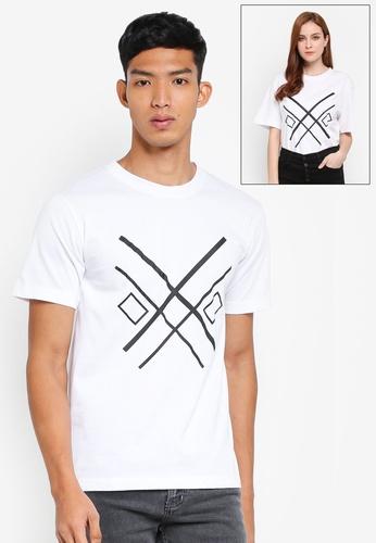 Klozet Kuala Lumpur white Identimerty T-Shirt (Terengganu) KL475AA0SRMXMY_1