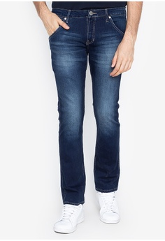 66a504eb92d Available in several sizes. Wrangler blue Spencer Jeans 9BF8EAA01A64ACGS_1