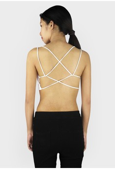 Sunkissed Strappy Back Top/Bralette