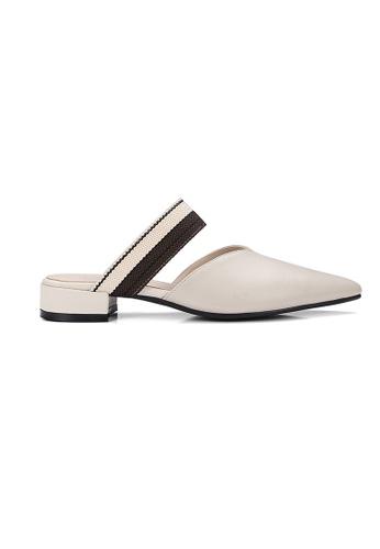 Lara white Women Leather Ballet Flats for Women E736CSHC38BFFDGS_1