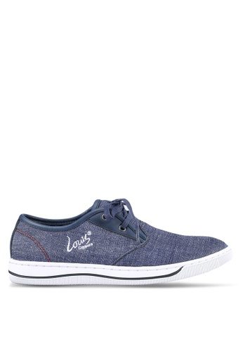 Louis Cuppers blue Louis Cuppers Shoes LO977SH0S9SIMY_1