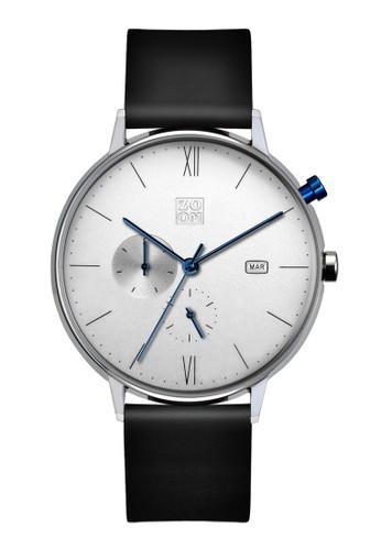 Zoom black Casual Men's Watches ZM 7150M.2501 D21E0AC418E2DCGS_1