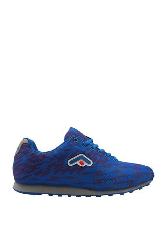 FANS blue Fans Azka BL - Jogging Shoes Blue B5D30SHBBF69E3GS_1
