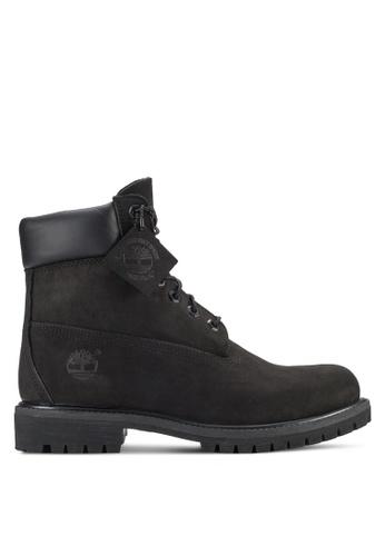 Timberland black Timberland Icon 6 Inch Premium Boots TI063SH47WUUMY_1