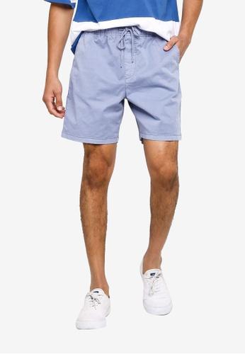 GAP blue 7 Inch Easy Shorts CC88AAA0EFB4E2GS_1