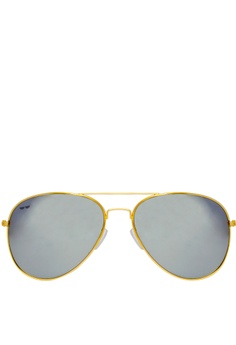 de4ca878a05e Eye Know Right silver The Bstrd in Silver Flash Sunglasses EY595GL70ECFPH_1
