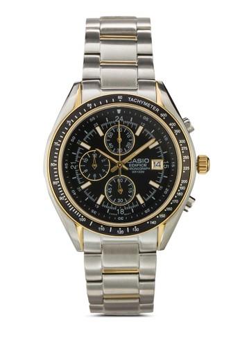 EF-503SG-1AVUDF 男士esprit hk運動手錶, 錶類, 飾品配件