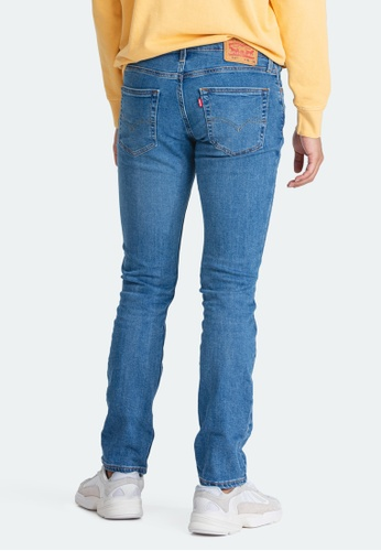 Levi's blue Levi's® 511™ Slim Fit Jeans 04511-4353 D54D2AA95DA8C4GS_1