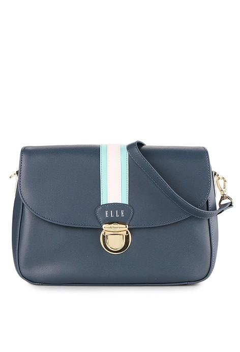 Elle 40651 02 Sling Bag Black - Daftar Harga Terbaru dan Terlengkap ... 55c54dbfb0