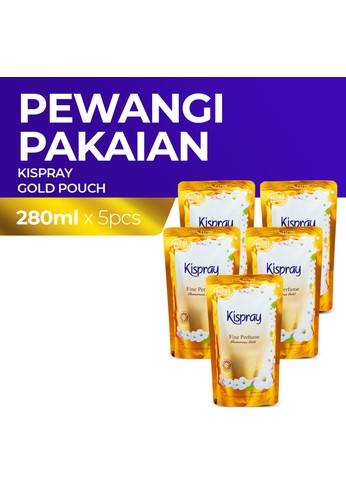 Kispray Kispray Pouch Glamorous Gold 300Ml X5 A9959ESCADF431GS_1