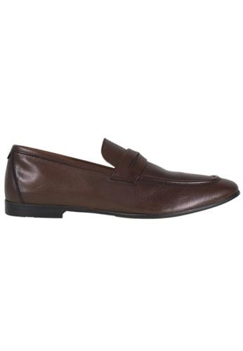 Tomaz brown Tomaz F145 Formal Saddle Slip On (Brown) E5B5DSHCCD6E26GS_1