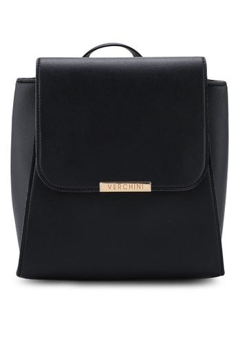 Verchini black Verchini Mini Backpack Purse 1592CAC17C8528GS_1