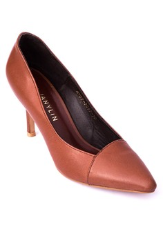 Pointed Pump Heels