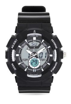 Digital Watch B-1018D