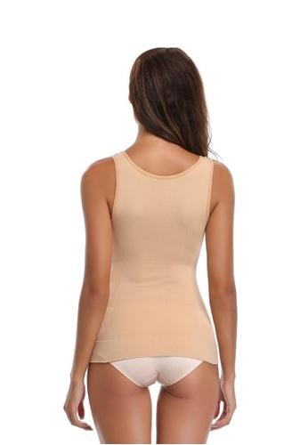 ab00ec574c Buy YSoCool Cami Shaper Seamless Padded Slimming Compression Shapewear Tank  Top Online