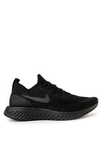 fdf3eed154b4 Nike black Nike Epic React Flyknit Shoes C29F1SHE2A22EFGS 1. CLICK TO ZOOM