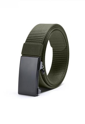 Twenty Eight Shoes Casual Street Style Automatic Black Color Buckle Belt JW TS-19 C816CAC18204B3GS_1