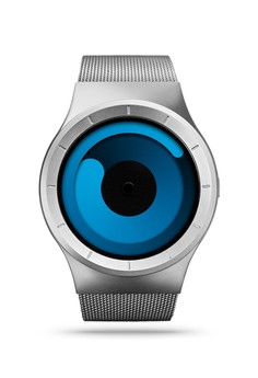 Mercury Chrome Ocean Watch