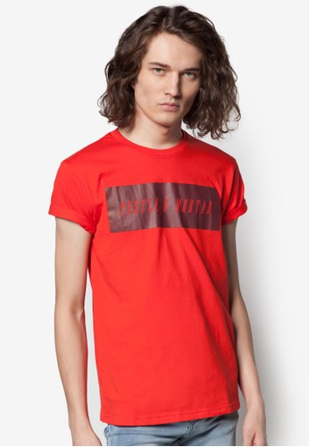 品牌標誌文字TEE, esprit品牌介绍服飾, T恤