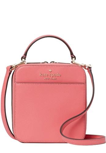 KATE SPADE pink Kate Spade Daisy Vanity Crossbody Bag in Garden Pink 4C1E6AC3B5937BGS_1