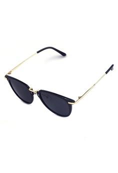 72430d369f 2i s to eyes Sunglasses Polarized│Vintage Round Black Frame│UV400  Protection│2is NayaD HK  290.00. Sizes One Size