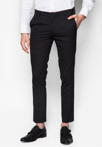 Black Ultra Skinesprit地址ny Fit Trousers, 服飾, 窄管褲