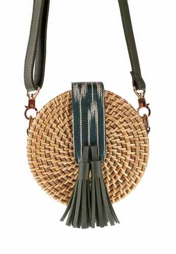 Style Cat brown Style Cat Dinagat Natural Round Wicker Bag C2F29AC917F7F9GS_1