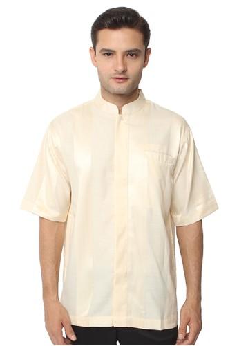 """Gianni Paolo gold Men""""s Short Sleeve Koko Shirt FABGP KK23 DF7B3AA71B1018GS_1"""