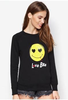 Love Bite Sweatshirt