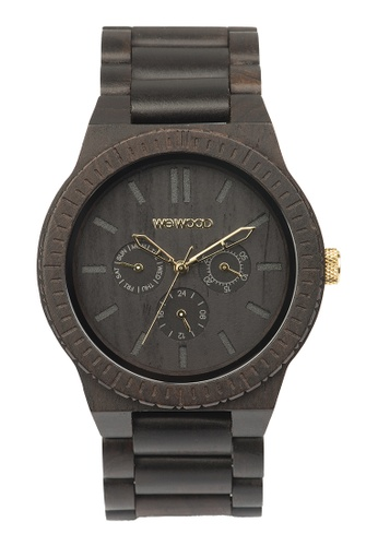 WEWOOD black Kappa Black Gold Watch 46mm E97CEAC442C45DGS_1