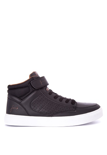 Jump black Hedge Sneakers JU701SH0J3BHPH_1