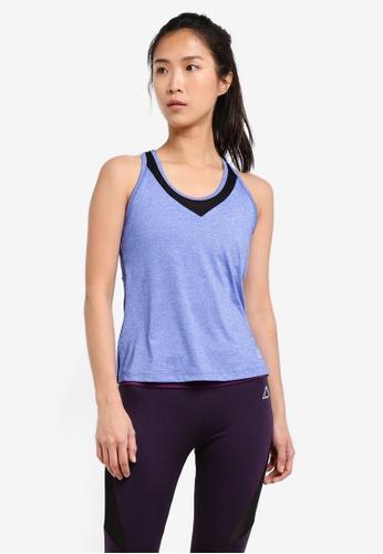 AVIVA blue Sleeve Shirt AV679AA0S9F1MY_1