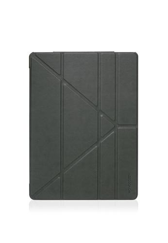 Monocozzi black Lucid - Translucent Folio For iPad Pro W/ Auto On-Off MO983AC70AHPHK_1