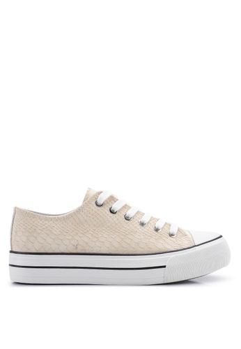 f71bc0425 Shop Rubi Platform Jodi Low Rise Sneakers Online on ZALORA Philippines