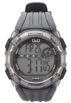 Round Digital Watch M118-003