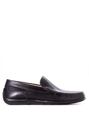 ECCO black Classic Moc 2.0 Loafers & Moccasins EC876SH76ODNPH_1