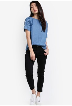 Buy Women's JEANS Online   ZALORA Singapore