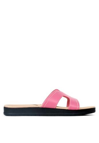 Ghirardelli pink GhirardelliSandalsCairistiona 59B71SH633B1BBGS_1
