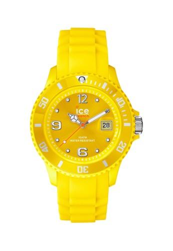 Ice Forever 永恆矽膠中性圓錶, 錶類,esprit 手錶 飾品配件