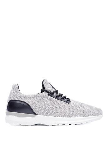 Life8 grey United Colors of Air Cushion Sport Shoes-09736-Grey LI283SH0FNXUSG_1