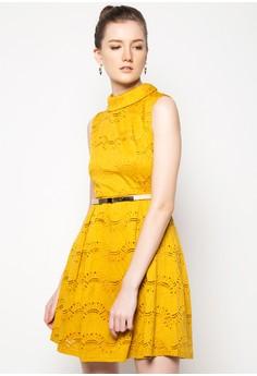 Blanch Short Dress