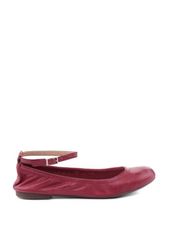 Anacapri red Parker Soft Ballerinas 8D972SHDCAAB3FGS_1