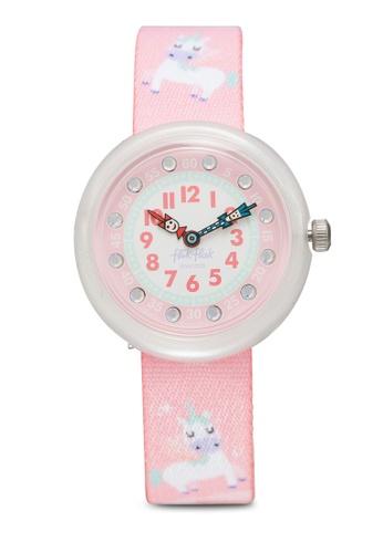 Flik Flak pink Magical Dream Watch 7D75BKC6FF3449GS_1