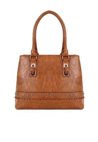 Goddess Duty brown Goddess Roz Bag B8E92AC790C64EGS_1